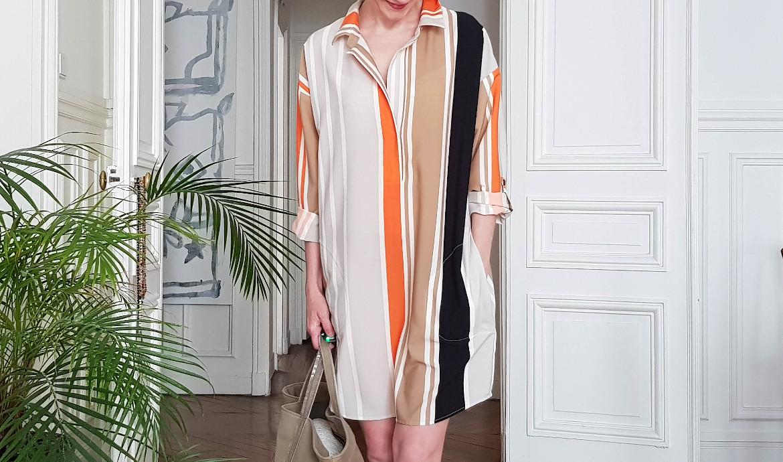 Patron robe liquette Joan de Dress Your Body