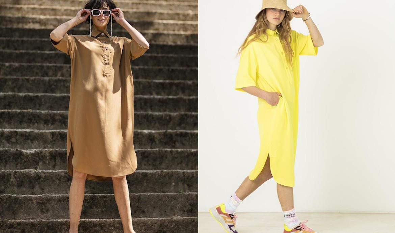 Robe Franca de Fibre Mood - L'avis de Louise magazine