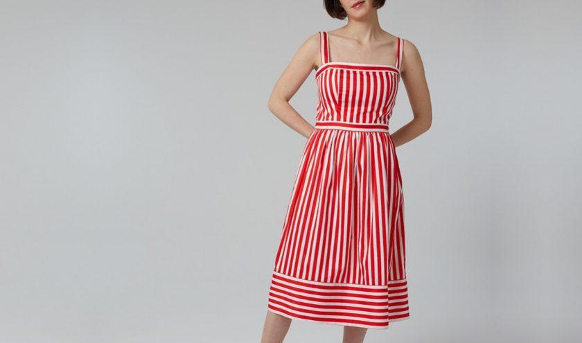 Patron robe Aurélie Coralie Bijasson