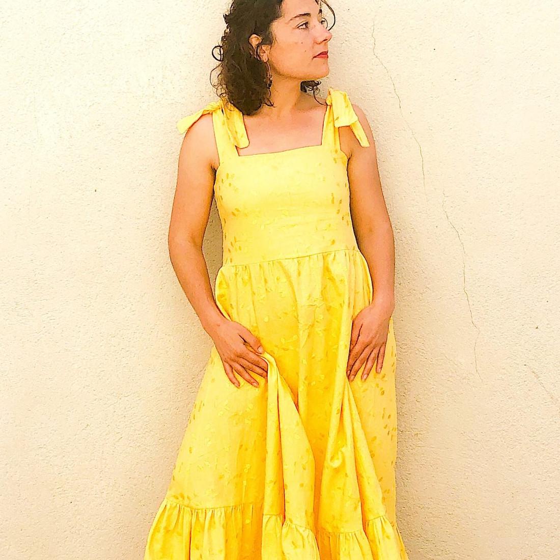 Tuto robe Augustine - Tina (Cosedura)