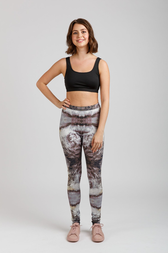 Virginia Leggings - Megan Nielsen patterns