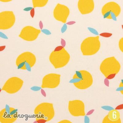 Viscose lemon - La Droguerie