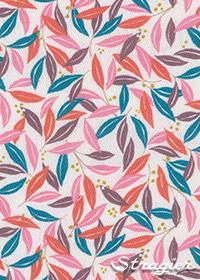 Tissu Laurale Cayenne - Stragier - collection UNE