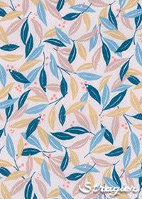 Tissu Laurale Millet - Stragier - collection UNE
