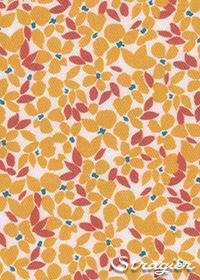 Tissu Mini-Florie Millet - Stragier - collection UNE