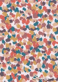 Tissu Quartz Cayenne - Stragier - collection UNE