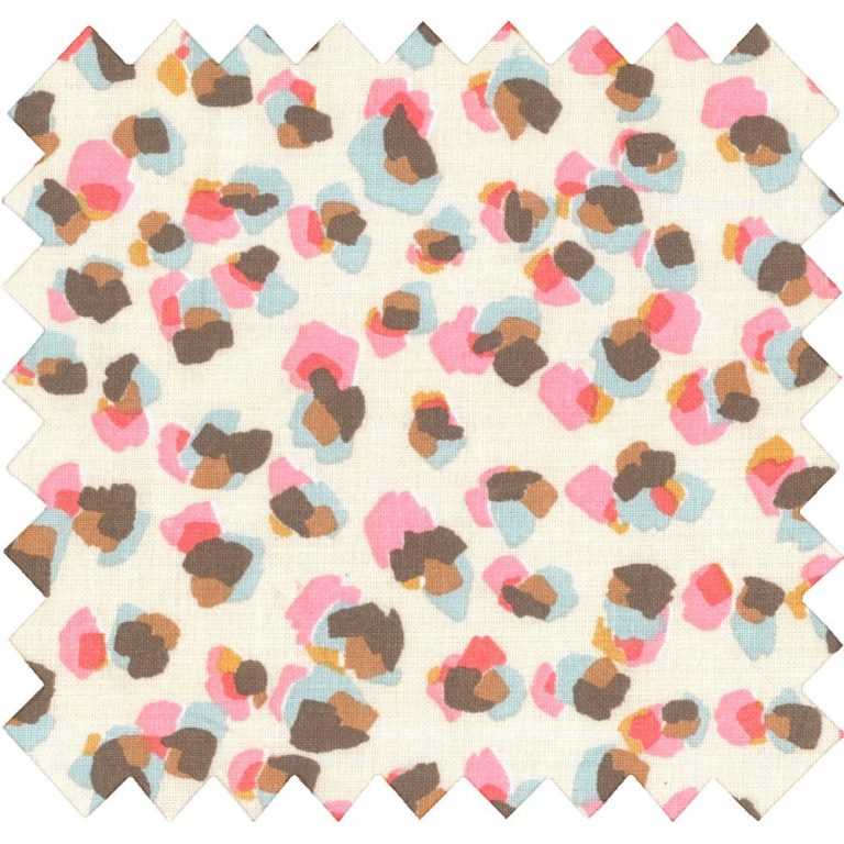 Tissu coton Confetti Aquarelle - Papa Pique et Maman Coud
