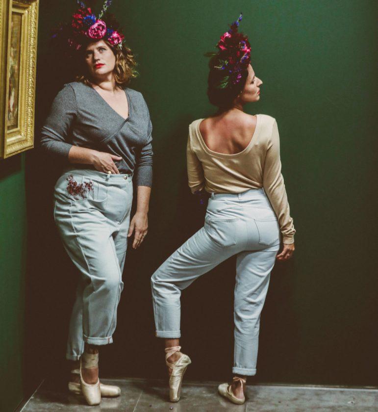 Sew Me Ballets Russes - Maison Fauve