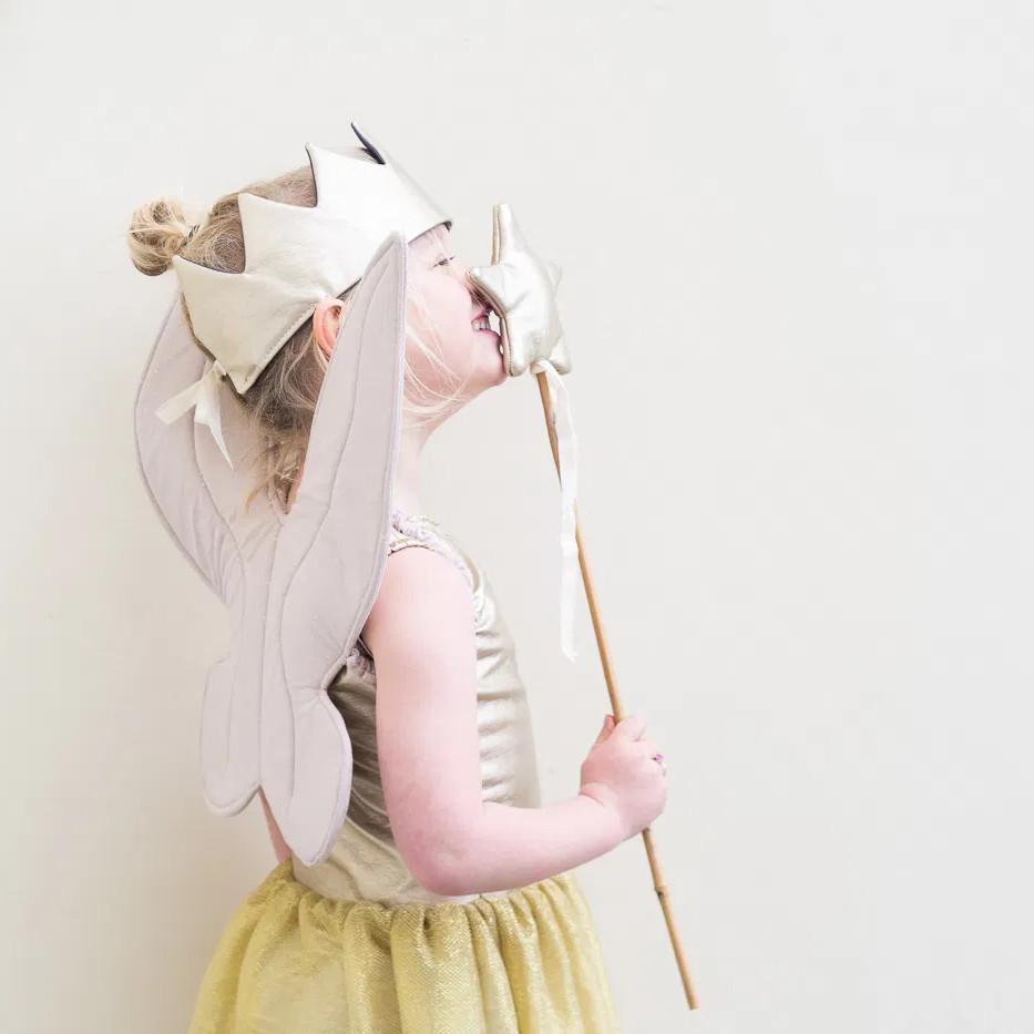 tuto couture accessoires déguisement de fée ou princesse