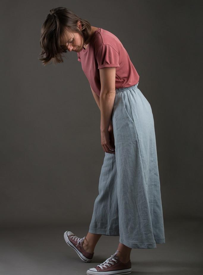 Patron jupe-culotte Joanne - Extension