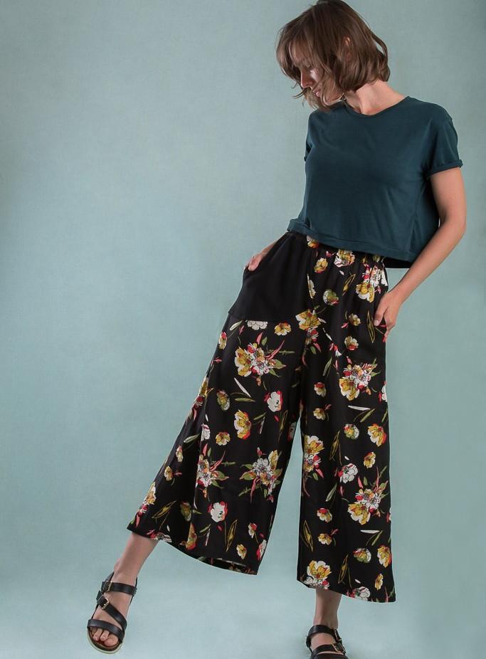 Patron jupe culotte Joanne de Ready to Sew