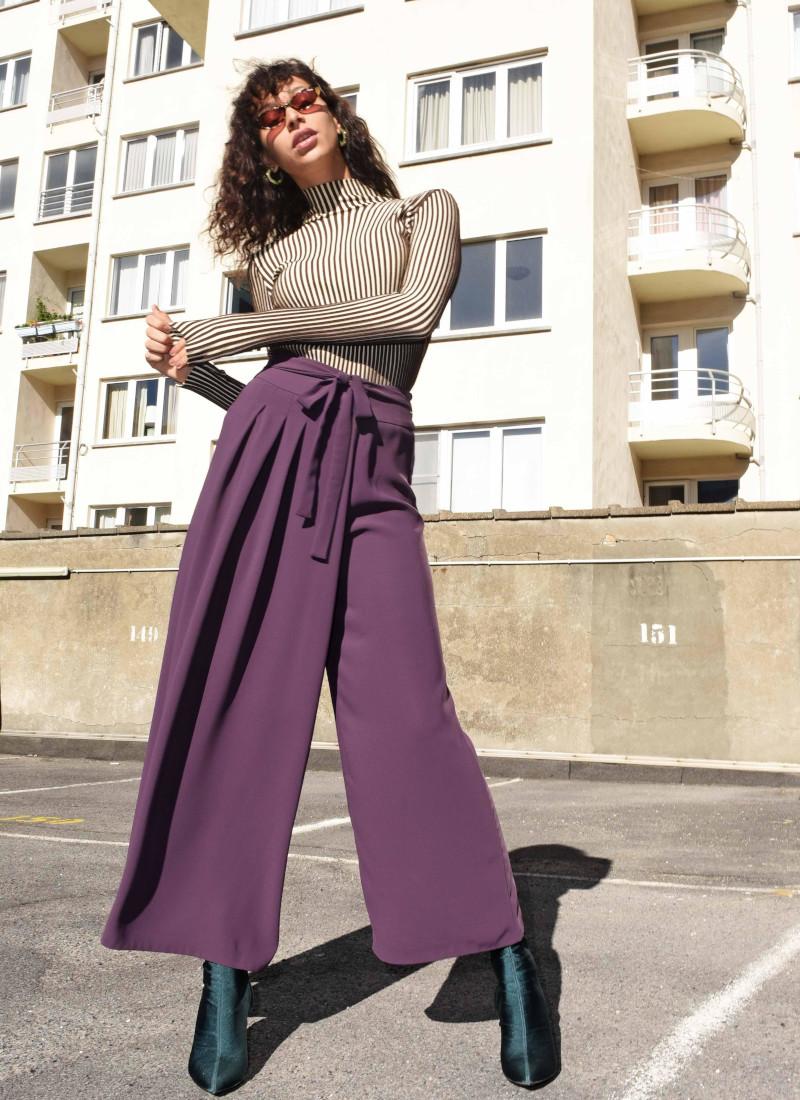 Pantalon jupe-culotte Miyu Fibre Mood