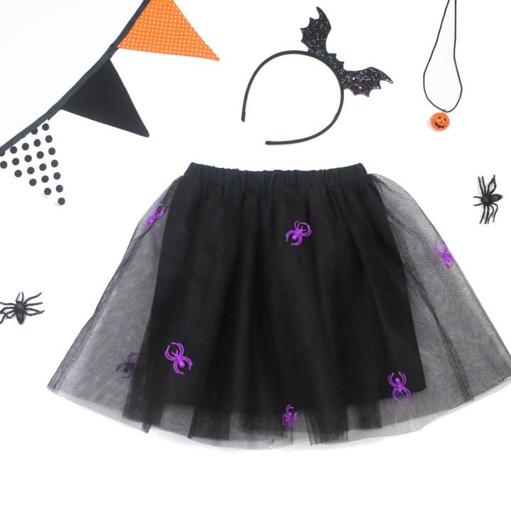 tuto jupe tutu d'halloween - Les Lubies de Louise