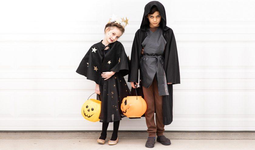 10 tutos gratuits pour coudre un déguisement d halloween