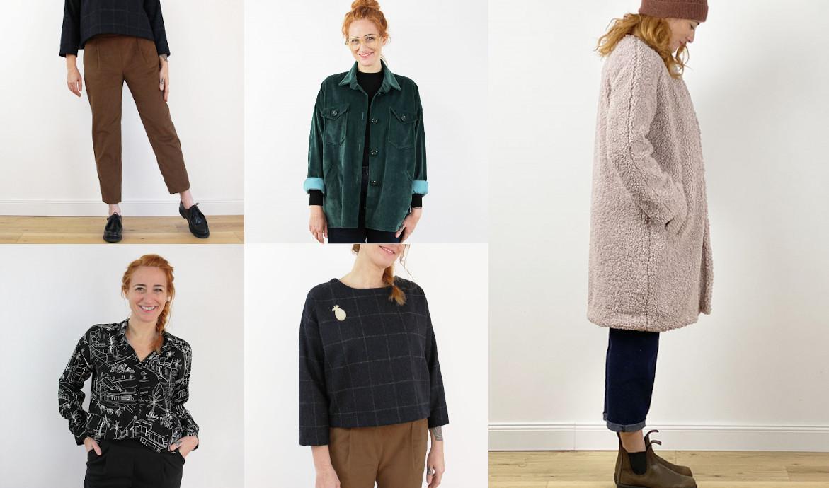 Collection automne-hiver 2020 République du Chiffon
