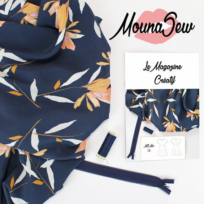 Bannière Mouna Sew