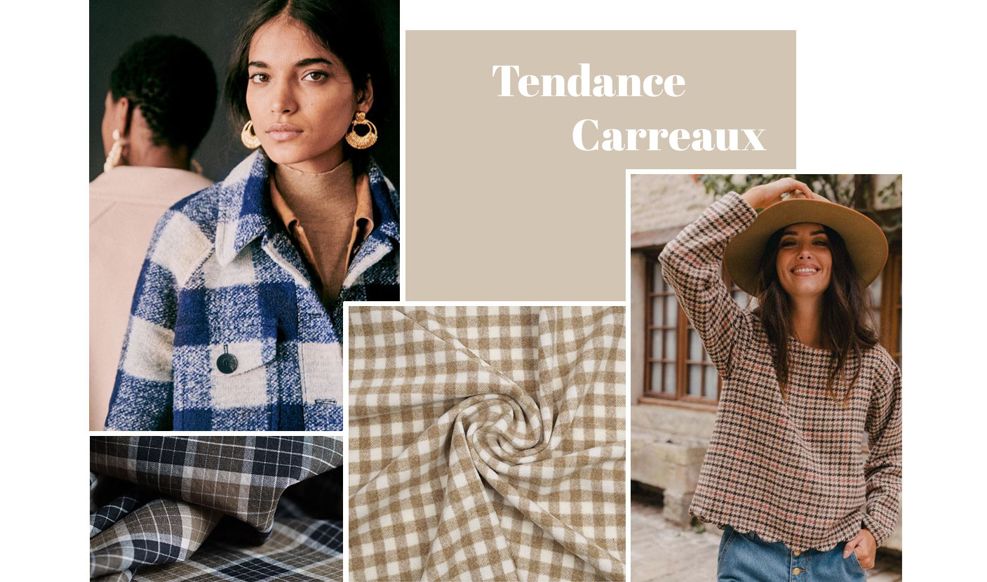 Tendance carreaux - LOUISE magazine