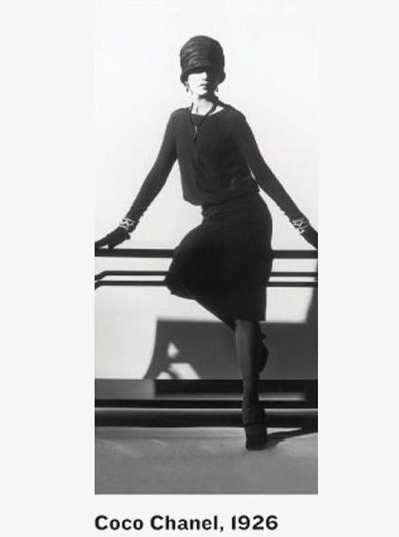 Petite robe noire - Coco Chanel