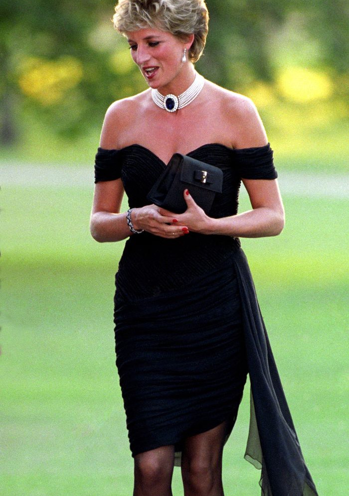 Revenge Dress - Lady Diana