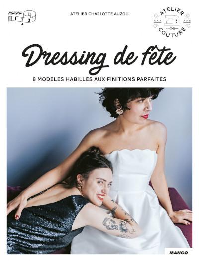 Livre couture Dressing de fête - Mango Editions