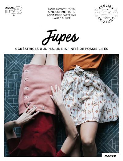 Livre couture jupes - Mango Editions