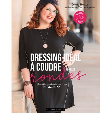 Dressing idéal à coudre pour les rondes - Coralie Bijasson