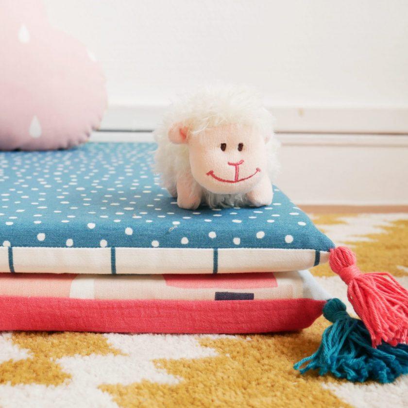 Tuto tapis de sol - Atelier Fête Unique