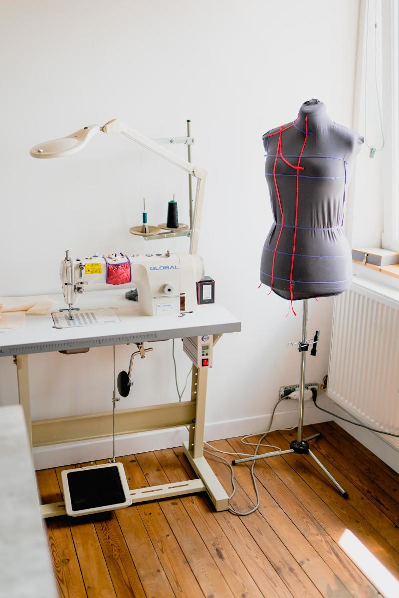 Atelier couture Orane Lerenard