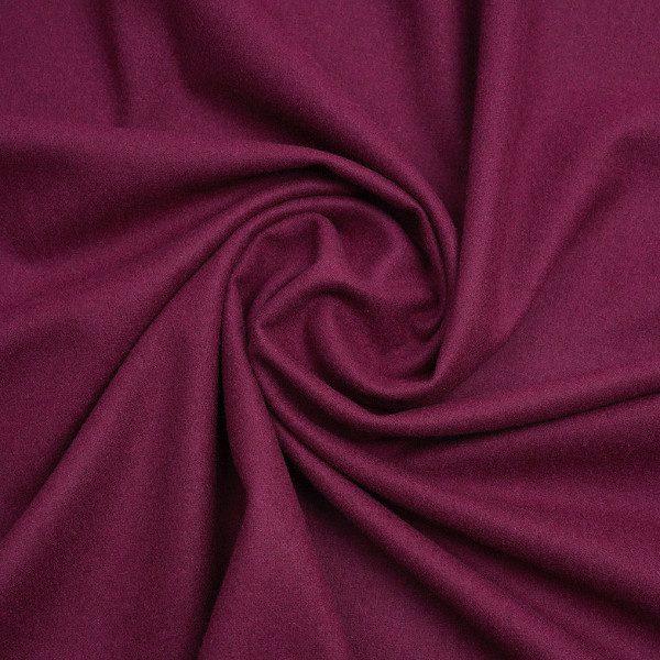 Tissu lainage beaujolais